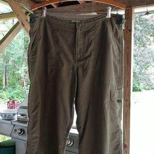 Women's Columbia capri pants NWOT